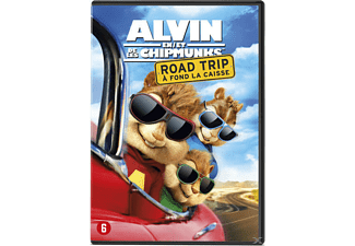 Alvin en de Chipmunks: Road Trip DVD