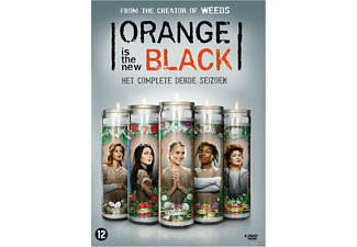 Orange Is The New Black Seizoen 3 TV-série
