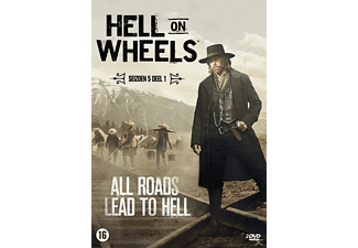 Hell on Wheels - Seizoen 5 Deel 1 - DVD