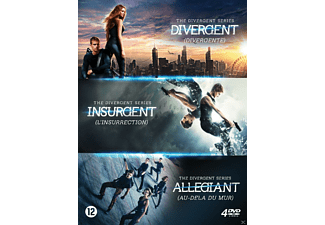 Boxset The Divergent Series DVD