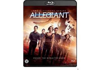 The Divergent Series: Allegiant Blu-ray