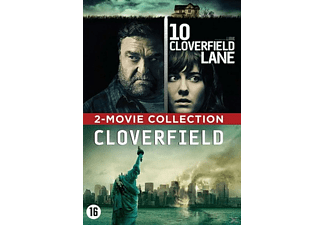 10 Cloverfield lane / Cloverfield DVD box