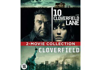 10 Cloverfield lane / Cloverfield Blu-ray box