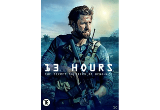 13 Hours : The Secret Soldiers of Benghazi DVD