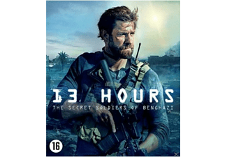 13 Hours : The Secret Soldiers of Benghazi Blu-ray