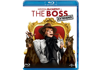 The Boss Blu-ray