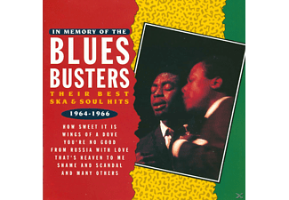 The Blues Busters - In Memory Of Their Best Ska & Soul - (CD)