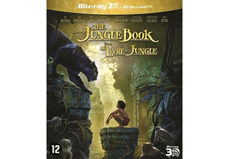 The Jungle Book Live Action 3D Blu-ray