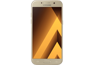 samsung galaxy a5 2017 gold sand media markt. Black Bedroom Furniture Sets. Home Design Ideas