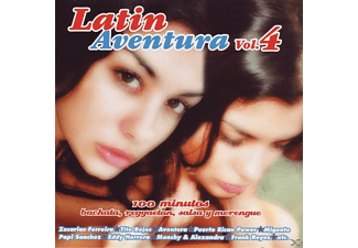 VARIOUS - Latin Aventura 4 - (CD)