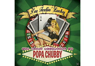 VARIOUS, Popa Chubby - I'm Feelin' Lucky-The Blues According To Popa - (CD)