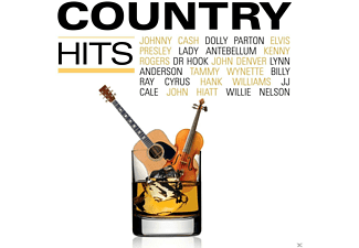 Country Hits CD