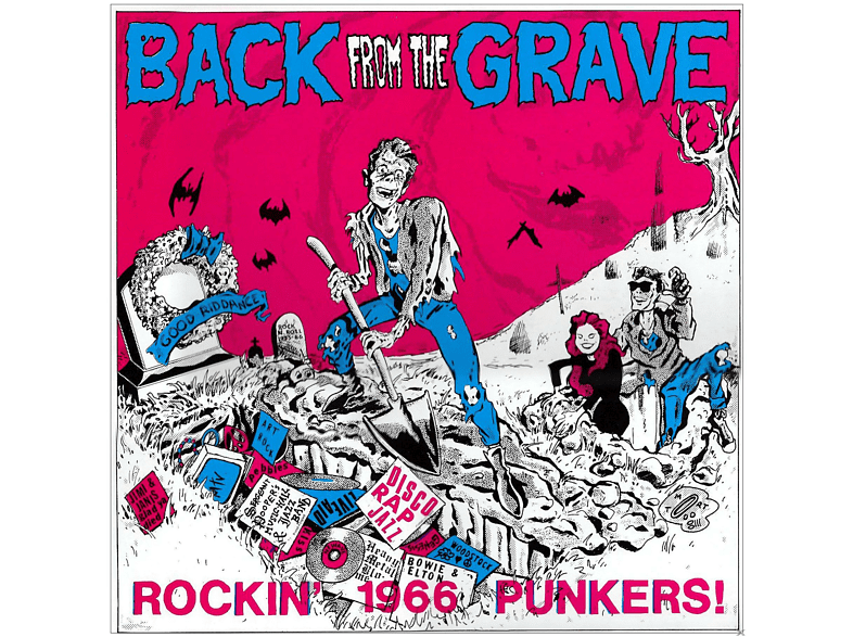 VARIOUS - Vol.1-Back From The Grave [Vinyl]