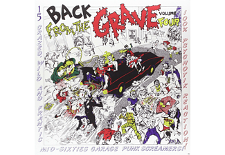 VARIOUS - Vol.4-Back From The Grave - (Vinyl)