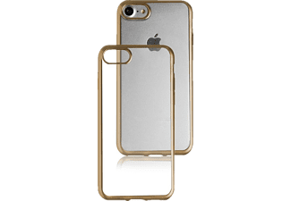 SPADA Electro-Style Handyhülle, Gold, passend für Apple iPhone 7, iPhone 8