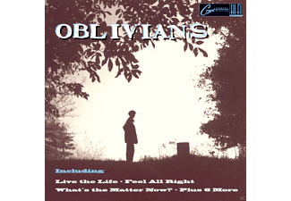 Oblivians - Play Nine Songs With MR Quinton - (Vinyl)