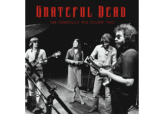 Grateful Dead - San Francisco 1976 Vol. 2 (Deluxe Edition) (Vinyl LP (nagylemez))