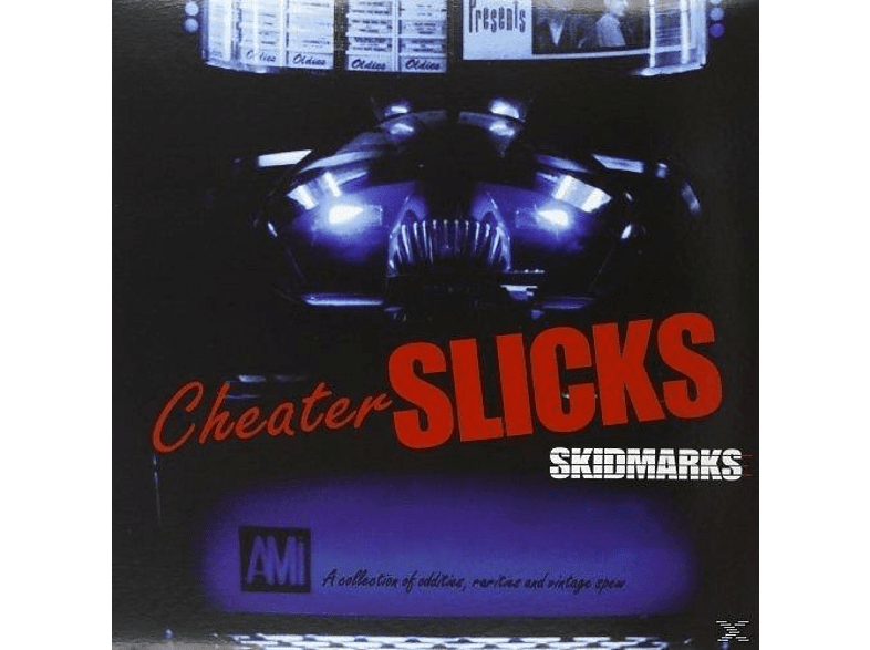 Cheater Slicks - Skidmarks [Vinyl]