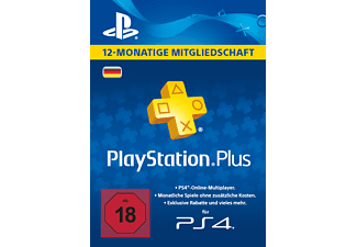 ps4 plus karte SONY INTERACTIVE ENT. GMBH PlayStation Plus Card 12 Monate (für  ps4 plus karte