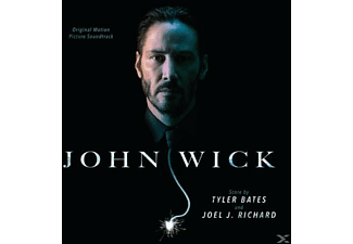 The Original Soundtrack, Marilyn Manson, Susie Q, Kaleida - John Wick - (Vinyl)