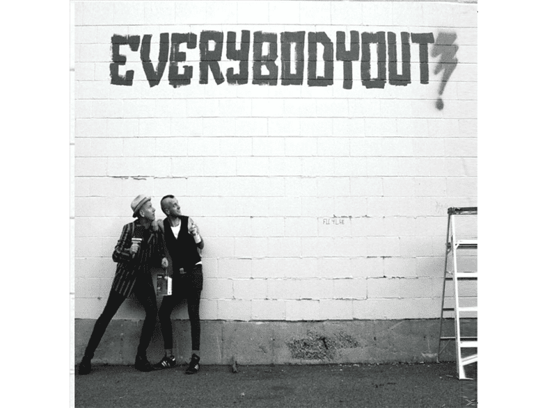 Everybody Out - Everybody Out [Vinyl]