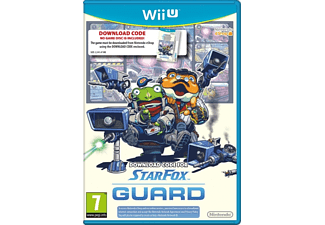Star Fox Guard NL Wii U