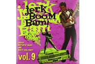 Jerk Boom Bam - Vol.9-Greasy Rhythm & Soul Party [Vinyl]