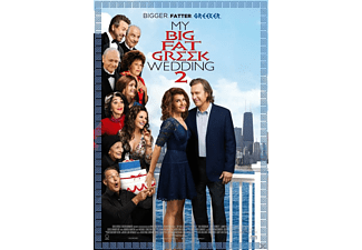 My Big Fat Greek Wedding 2 DVD