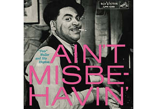 Fats Waller - Ain't Misbehavin' - (CD)