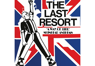 The Last Resort - A Way Of Life-Skinhead Anthems - (Vinyl)