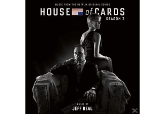 Jeff Beal - House Of Cards 2 - (CD)