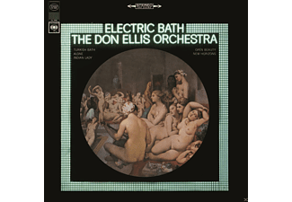 Don Orchestra Ellis - Electric Bath - (CD)