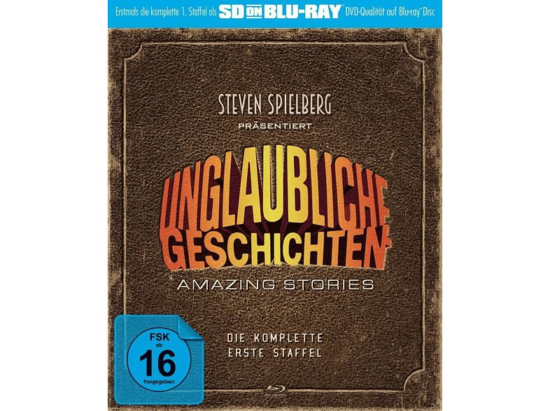 Amazing Stories-Staffel Eins (SD on Blu-ray) [Blu-ray]