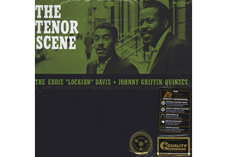 Eddie Davis, Johnny Griffin - The Tenor Scene - (Vinyl)