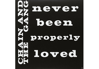 Chain And The Gang - never been properly loved - (EP (analog))
