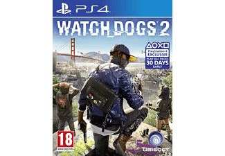 Watch Dogs 2 Standard Edition PlayStation 4