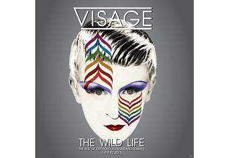 Visage - The Wild Life (Best Of Versions & Remixes) - (CD)