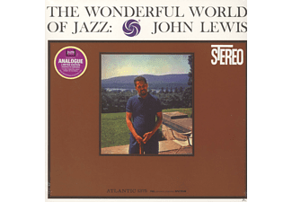 John Lewis - The Wonderful World Of Jazz - (Vinyl)