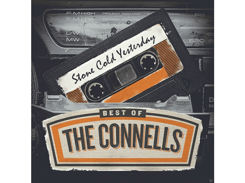 The Connells - Stone Cold Yesterday: The Best Of The Connells [CD]