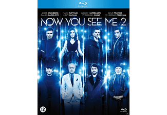 Now You See Me 2 Steelbook Blu-ray