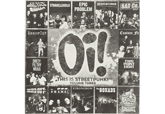 VARIOUS - Oi! This Is Streetpunk Vol.3 - (Vinyl)