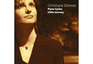 Christiane Dehmer - Little Journey-Piano Cycles - (CD)