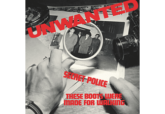 The Unwanted - secret police / these boots were made for wal - (Vinyl)