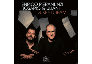 Enrico Pieranunzi, Rosaria Giulani - Duke's Dream - (CD)