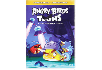 Angry Birds Season 3 Volume 2 DVD