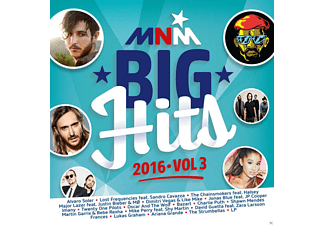 MNM Big Hits 2016 Volume 3 CD
