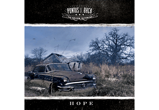 Pontus J.Back - Hope - (CD)
