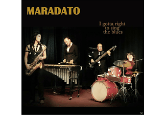 Maradato - I gotta right to sing the blues - (CD)