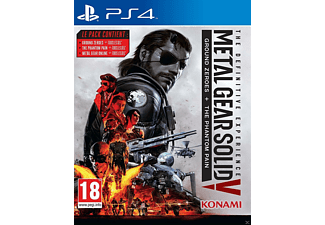 Metal Gear Solid V: The Definitive Experience FR PS4