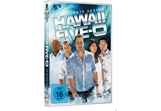 Hawaii Five-0 - Season 6 - (DVD)